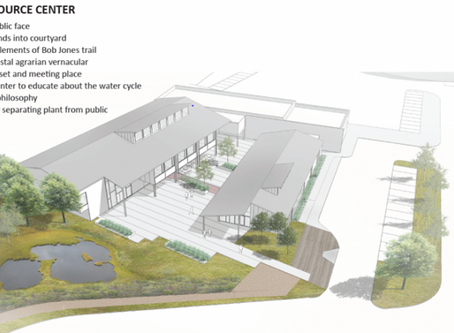 City Architectural Review Commission to Learn about the Exciting New Water Resource Center