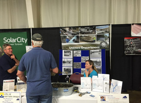 Come Meet the Utilities Department on Earth Day!