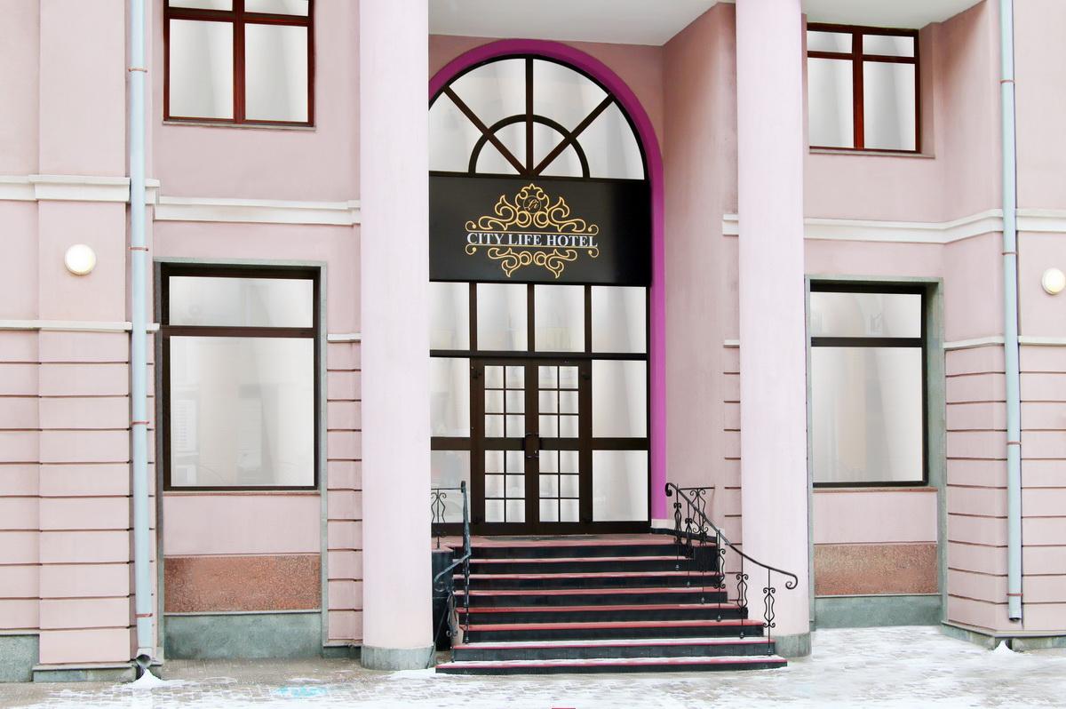 """Отель """"City Life Hotel"""", г. Москва"""
