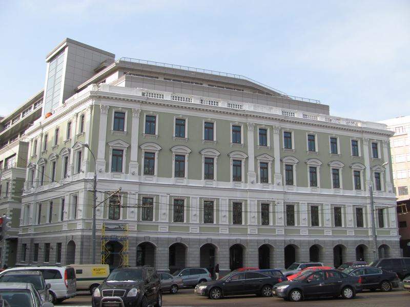 Бизнес-центр на Арбаткой площади