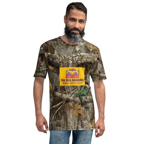 "The RVA Boombox ""Real Tree"" Men's T-shirt"