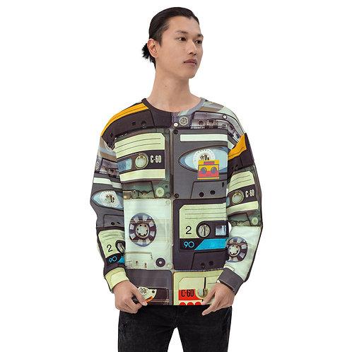 "The Boombox ""Mixtape"" Unisex Crewneck Sweatshirt"