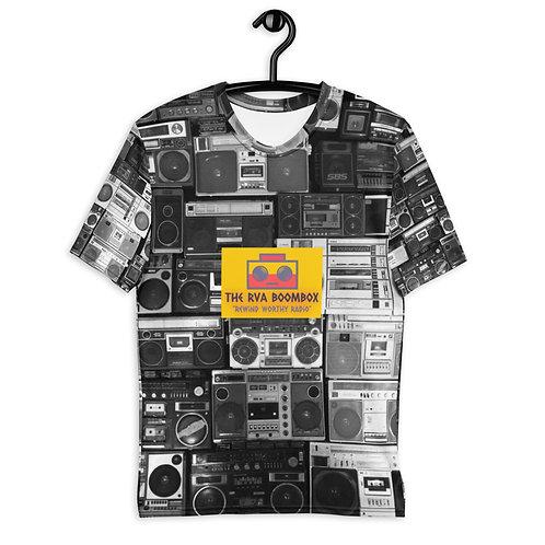 """The RVA Boombox """"Speaker Box"""" Men's T-shirt"""