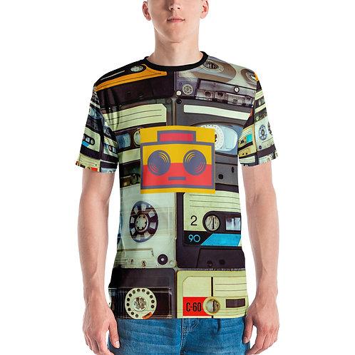 The RVA Boombox Men's Cassette Tape T-shirt