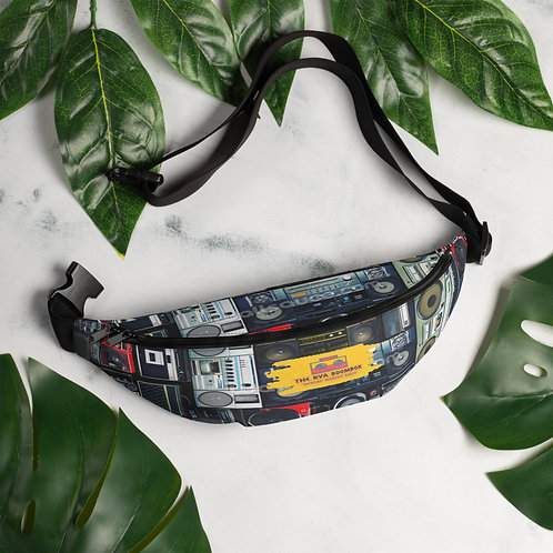 The RVA Boombox Fanny Pack