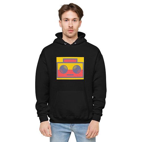 The RVA Boombox Unisex fleece hoodie