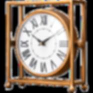 Decoration-Table-Metal-Clock-Furnishing-