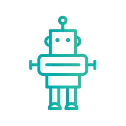 —Pngtree—vector robot icon_4091453.png