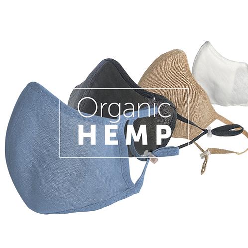 ORGANIC HEMP Antibacterial Mask