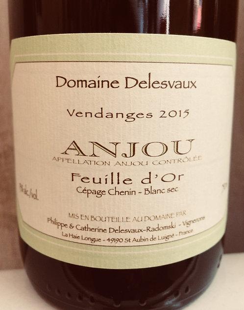 Anjou Feuille d'Or, Domaine Delesvaux