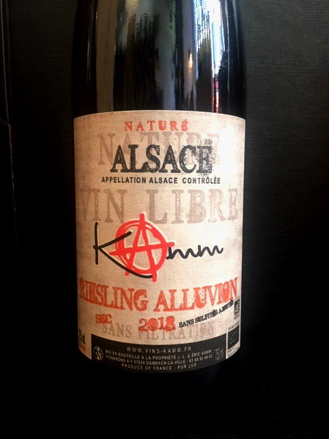 Domaine Kamm, Riesling Alluvion