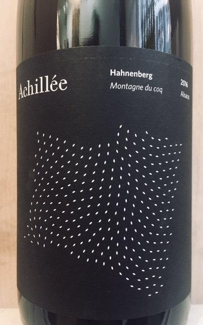 Riesling Hanenberg Domaine Achillée