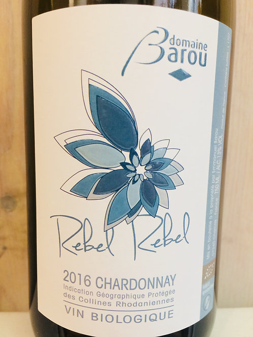 Chardonnay Rebel Rebel, Domaine Barou