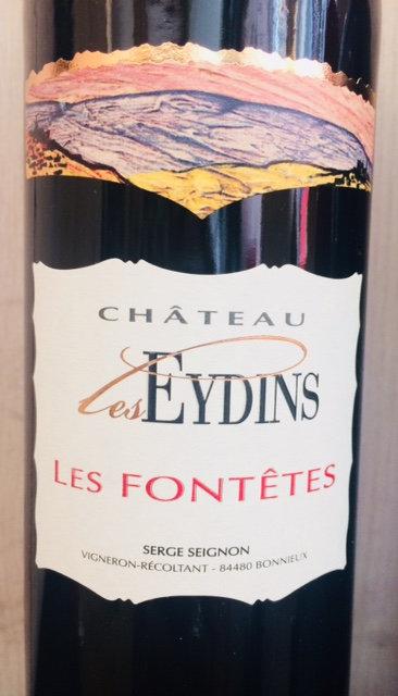 Les Fontêtes, Chateau les Eydins