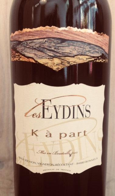 K à part, Chateau Les Eydins