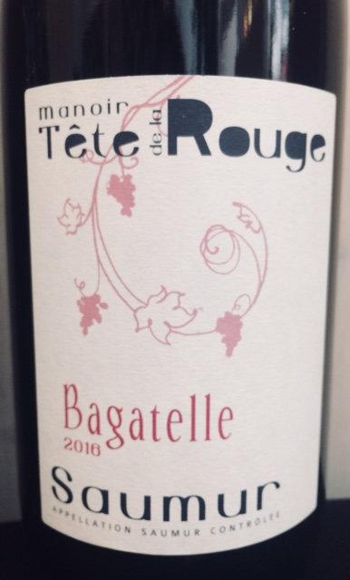 Bagatelle, Manoir de la Tête Rouge