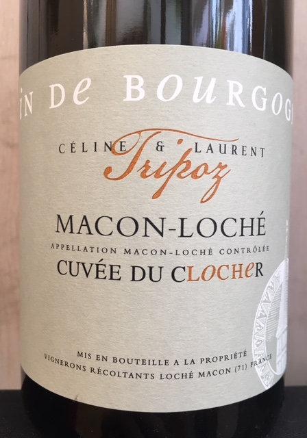 Domaine Tripoz Macon Loché