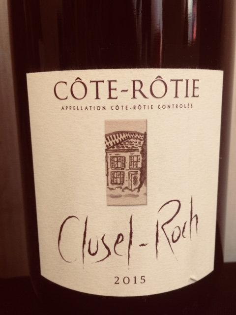 Côte-Rotie, Domaine Clusel-Roch