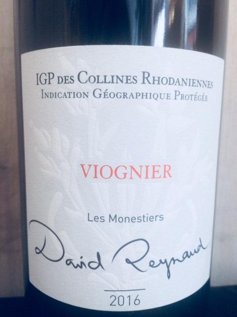 Viognier, Domaine Les Bruyères