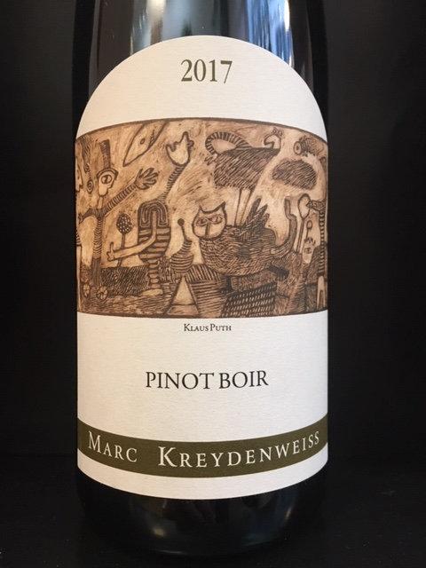 Pinot Boir, Domaine Kreidenweiss