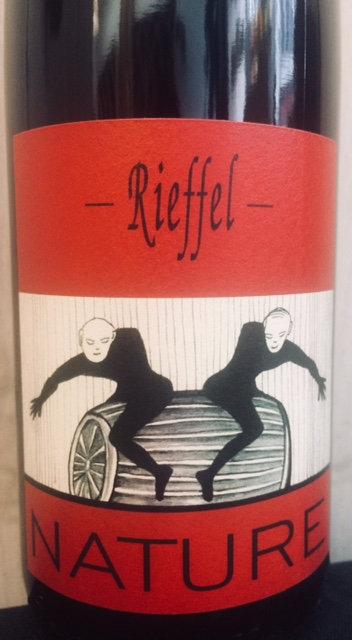 Pinot Noir Nature, Domaine Rieffel