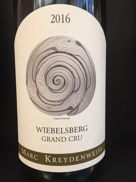 Riesling Grand Cru Wiebelsberg, Domaine Kreidenweiss