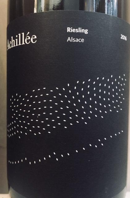 Domaine Achillée Riesling