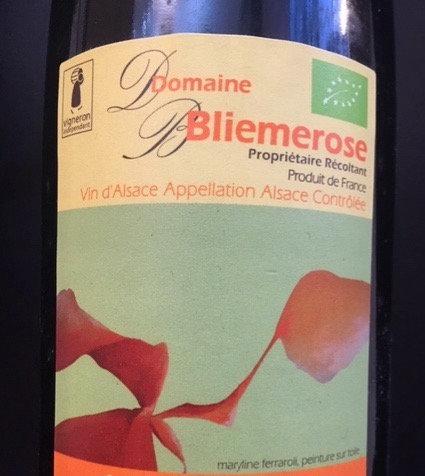 Sylvaner, Domaine Bliemerose