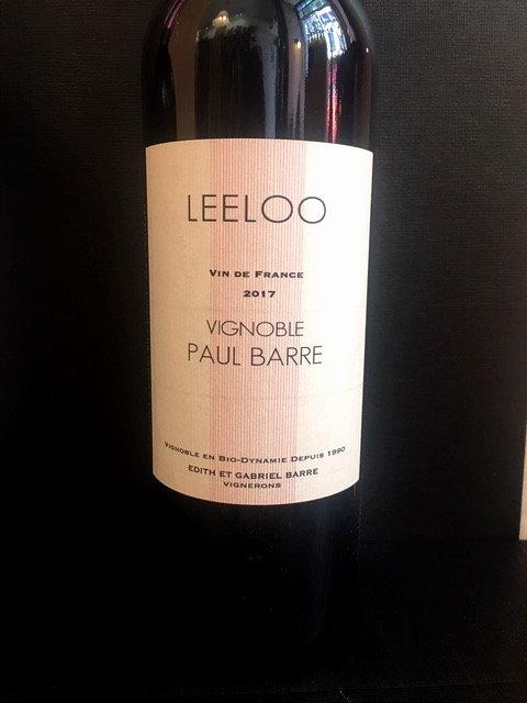 Domaine Paul Barre, Leeloo