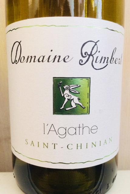 Agathe, Domaine Rimbert