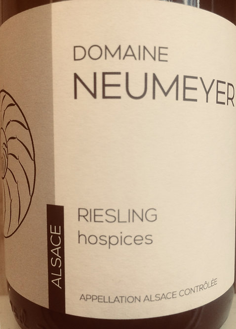 Riesling Hospices, Domaine Neumeyer