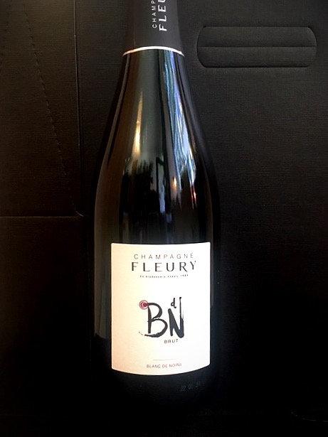 Champagne Fleury, Blanc de Noir