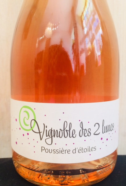 Crémant Poussière d'étoile, Vignoble des 2 Lunes