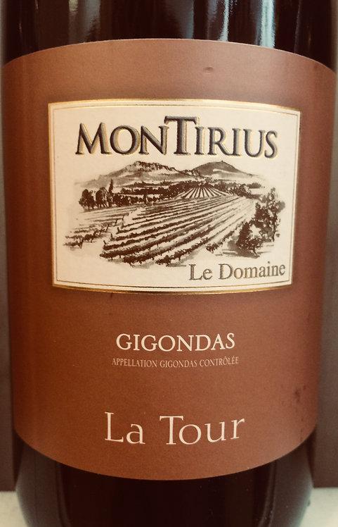Gigondas La Tour, Domaine Montirius