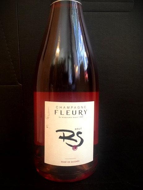 Champagne Fleury Rosé