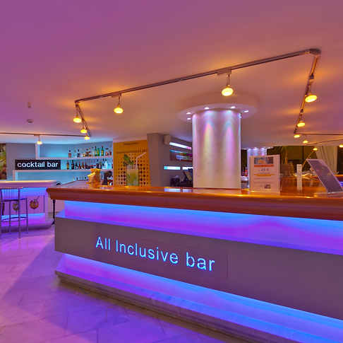 All inclusive Bar