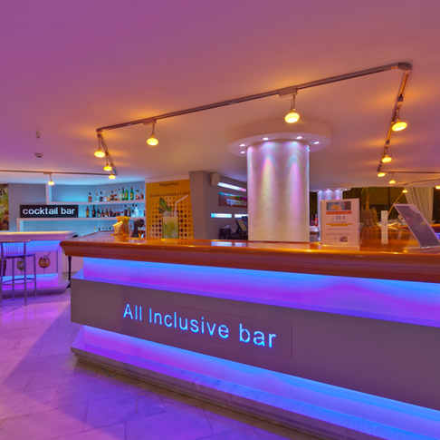 All inclusive Bar