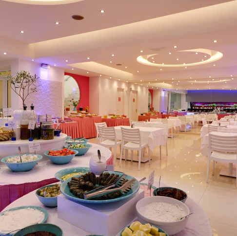 Elia Restaurant Indoors