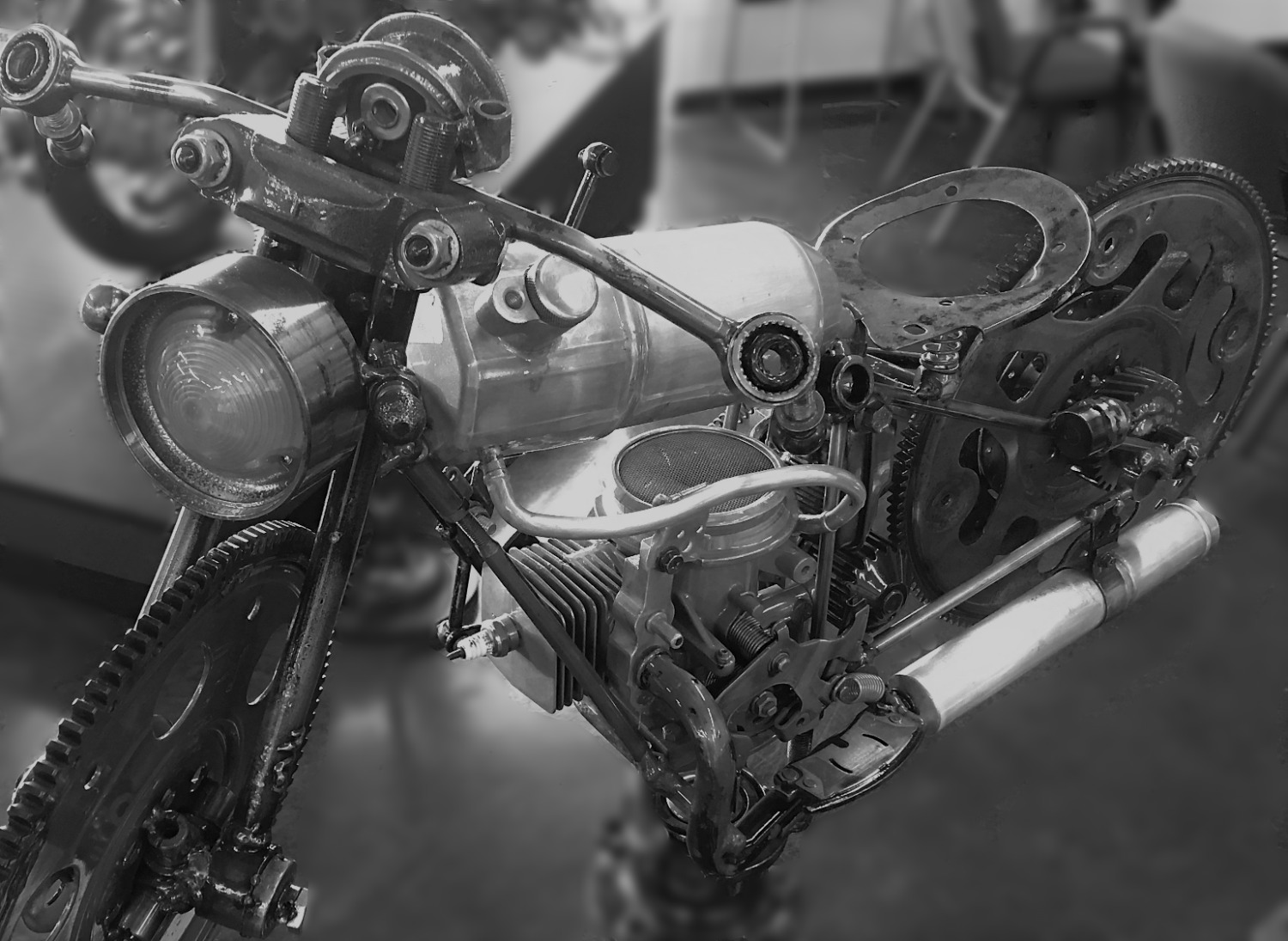 Motorcycle #1