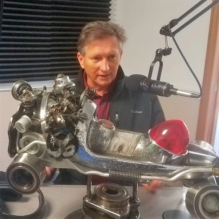 Radio Interview with Dave Hughes