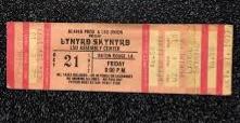 October 21, 1977 Ticket