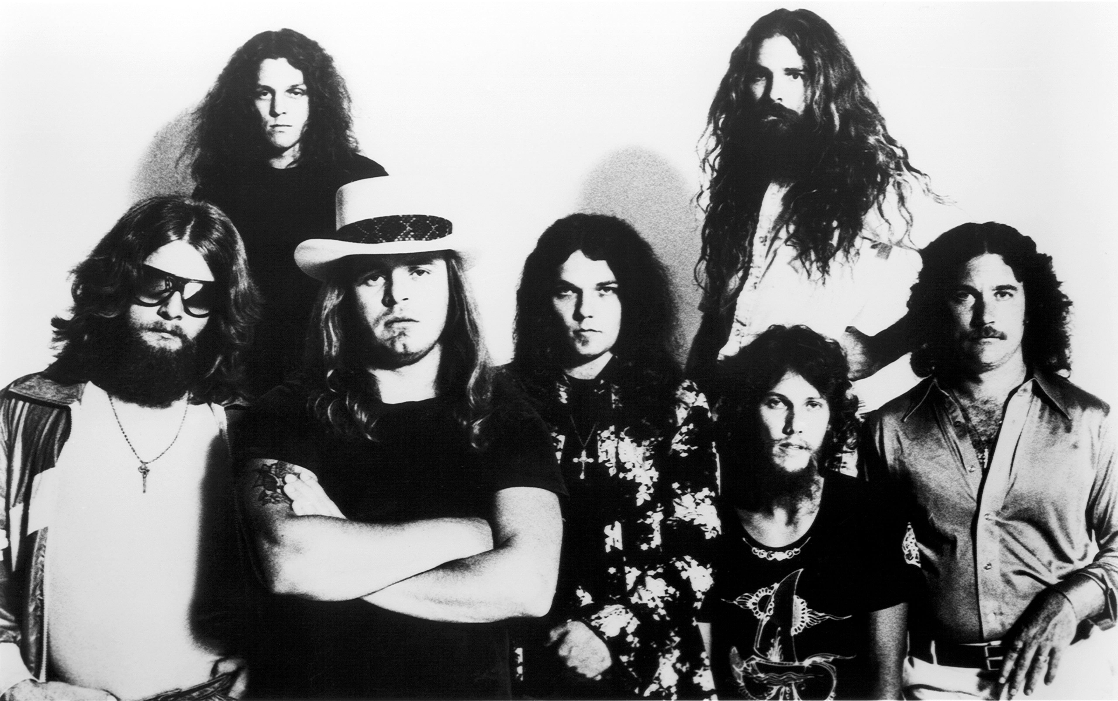 Skynyrd in 1977