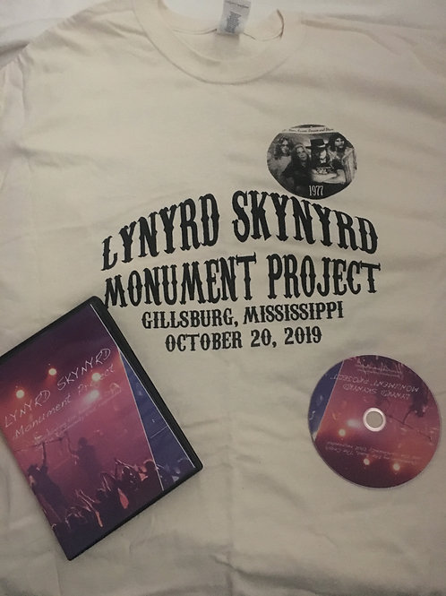 LSM Project T and DVD