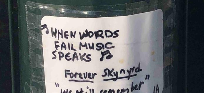 When Words Fail...