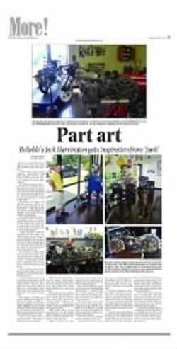 Part Art Article