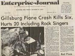 Enterprise Journal Headline