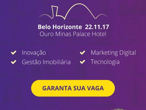 O maior evento para o Mercado Imobiliário Mineiro