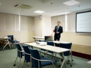 【活動報告】新入社員研修のトレーナー指導