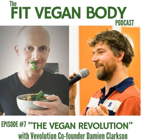 the fit vegan body podcast