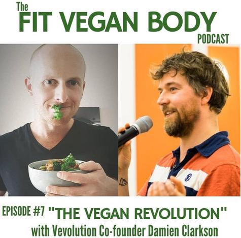 the fit vegan body podcast